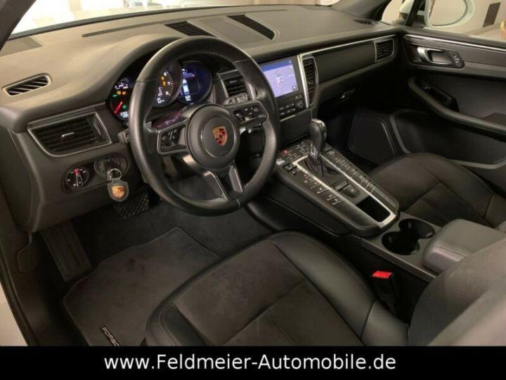 Porsche Macan 2.0 252ch PDK*Approved*Panorama*Livraison* Garante 12 Mois Blanc - 4