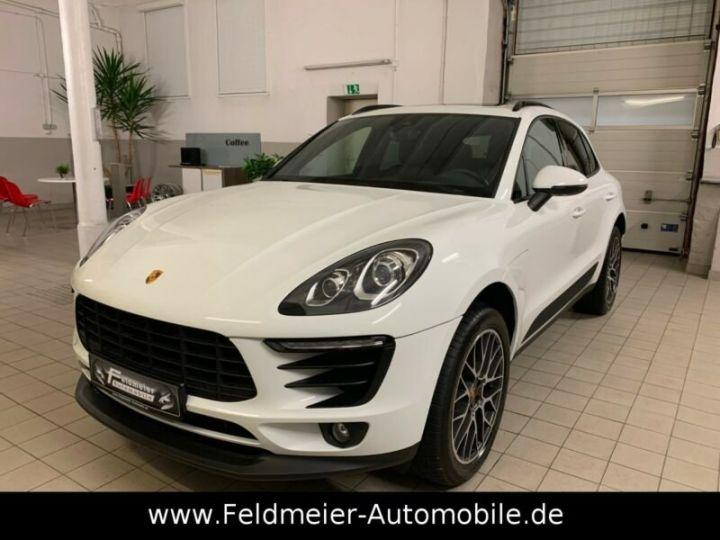 Porsche Macan 2.0 252ch PDK*Approved*Panorama*Livraison* Garante 12 Mois Blanc - 8