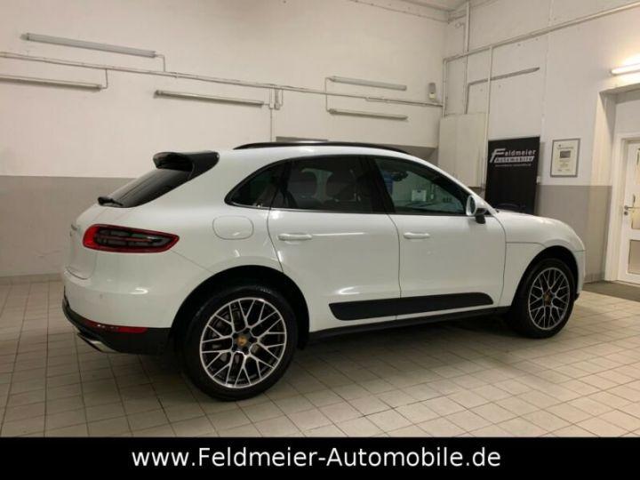 Porsche Macan 2.0 252ch PDK*Approved*Panorama*Livraison* Garante 12 Mois Blanc - 9