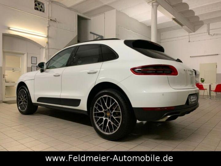 Porsche Macan 2.0 252ch PDK*Approved*Panorama*Livraison* Garante 12 Mois Blanc - 11