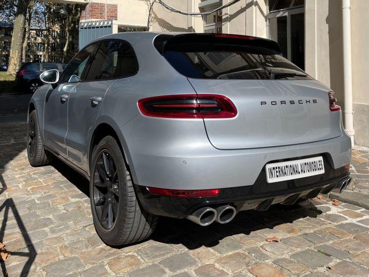 Porsche Macan 2.0 300CH Gris - 6