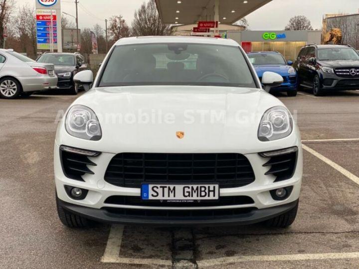 Porsche Macan  2,0 PDK EURO6 NAVI PDC PANO Blanc - 2