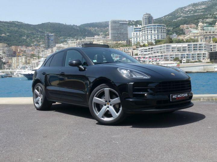 Porsche Macan 3.0 S 354 CV PDK Noir Vendu - 4