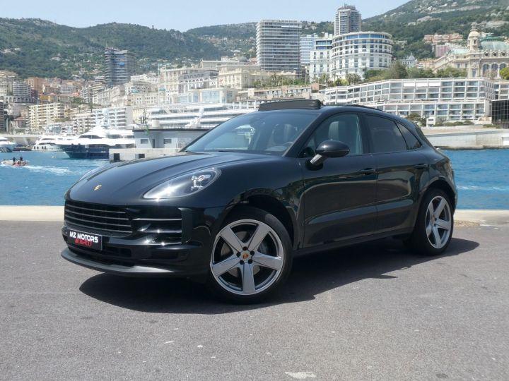Porsche Macan 3.0 S 354 CV PDK Noir Vendu - 1