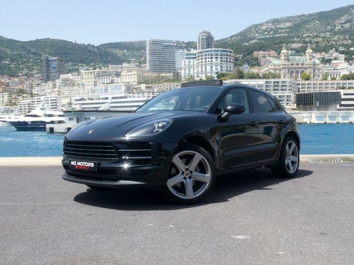 Porsche Macan 3.0 S 354 CV PDK Noir Vendu - 2