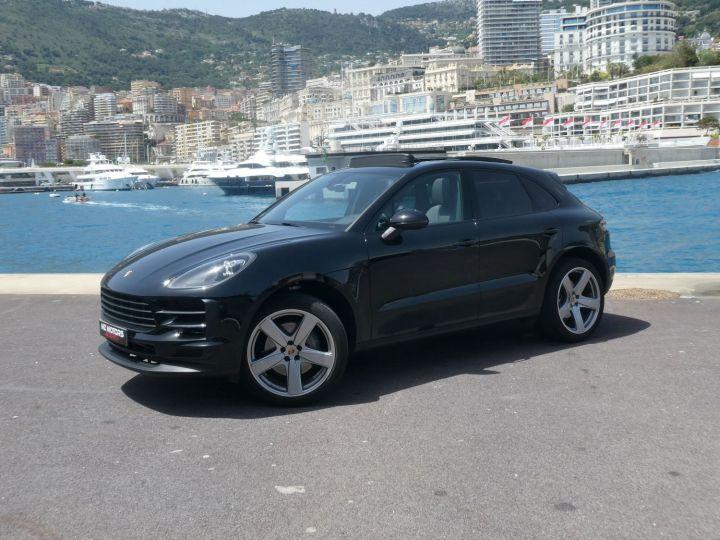 Porsche Macan 3.0 S 354 CV PDK Noir Vendu - 3