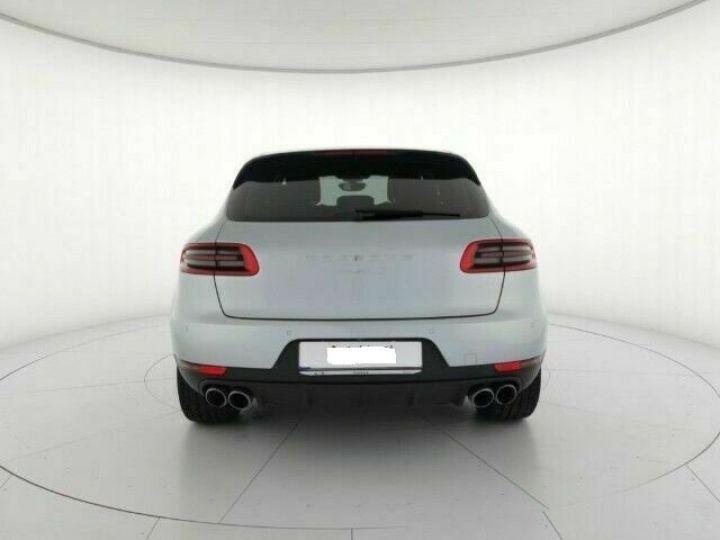 Porsche Macan # 3.0 S Diesel # 1ere Main # Inclus la livraison du véhicule à votre domicile, la CG et le Malus écolo # Gris Peinture métallisée - 4