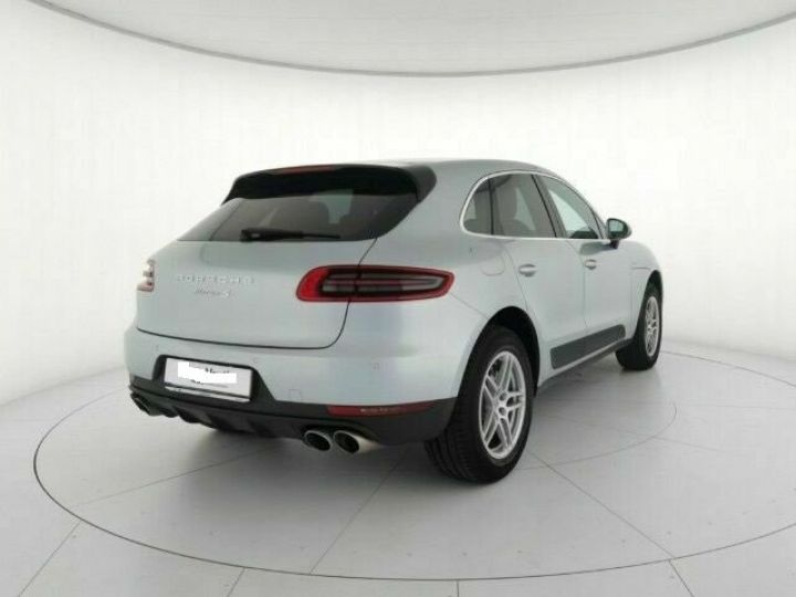 Porsche Macan # 3.0 S Diesel # 1ere Main # Inclus la livraison du véhicule à votre domicile, la CG et le Malus écolo # Gris Peinture métallisée - 5