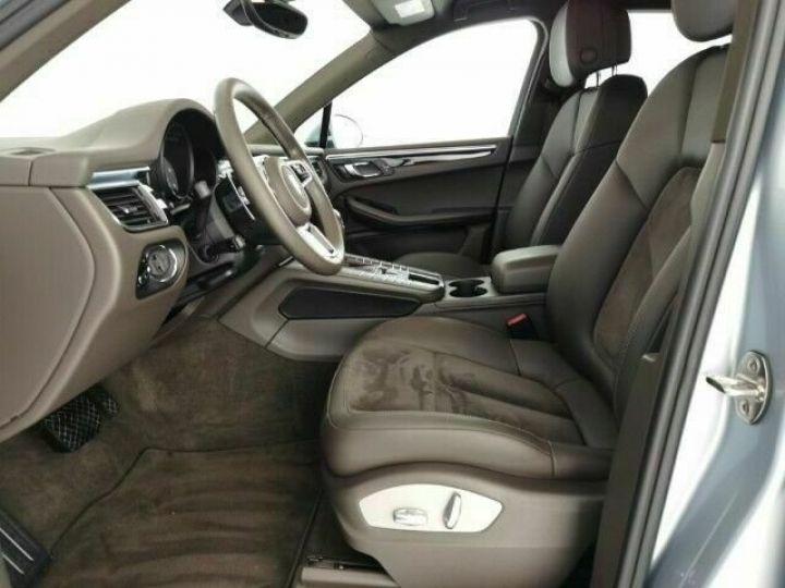 Porsche Macan # 3.0 S Diesel # 1ere Main # Inclus la livraison du véhicule à votre domicile, la CG et le Malus écolo # Gris Peinture métallisée - 10