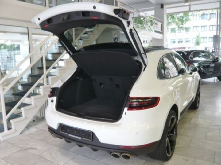 Porsche Macan 3.0 V6 258CH S DIESEL PDK BLANC Occasion - 6