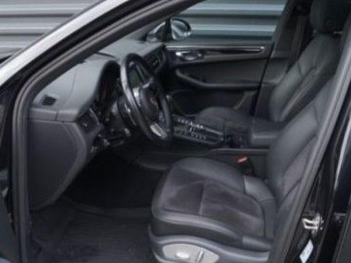 Porsche Macan 3.0 V6 258CH S DIESEL PDK NOIR Occasion - 7