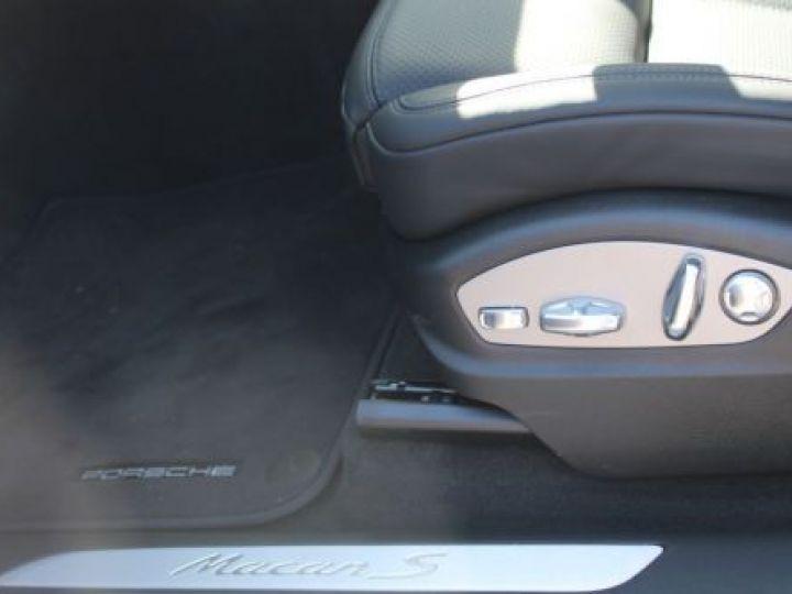 Porsche Macan 3.0 V6 258CH S DIESEL PDK BLANC Occasion - 16