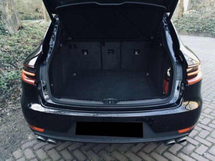 Porsche Macan 3.0 V6 258CH S DIESEL PDK NOIR Occasion - 14