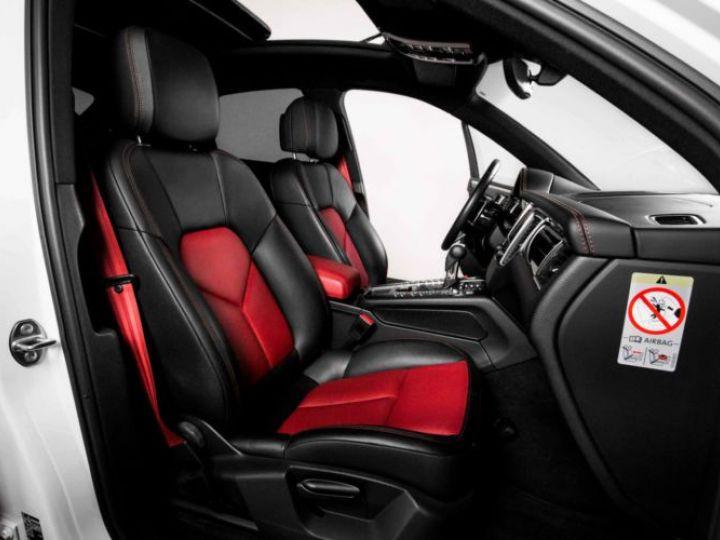 Porsche Macan 3.0 V6 258CH S DIESEL PDK BLANC Occasion - 4