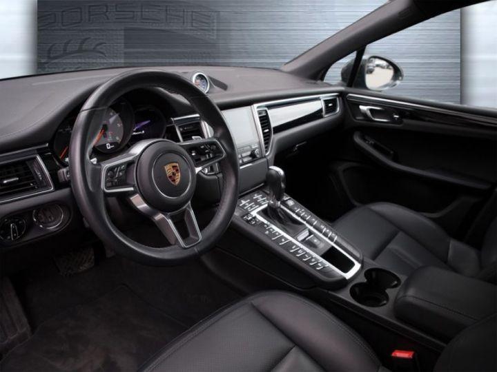 Porsche Macan 3.0 V6 258CH S DIESEL PDK GRIS Occasion - 8