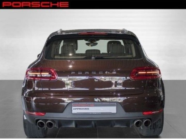 Porsche Macan 3.0 V6 258CH S DIESEL PDK MARRON Occasion - 8