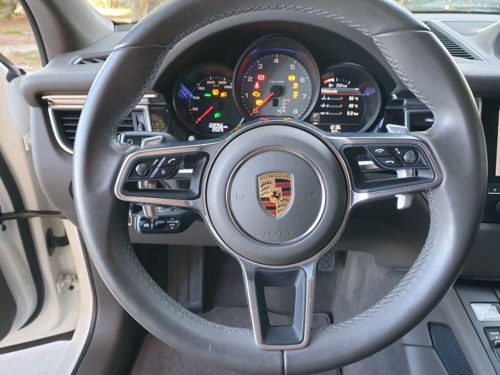 Porsche Macan 3.0 V6 340 CV PDK BLANC - 9