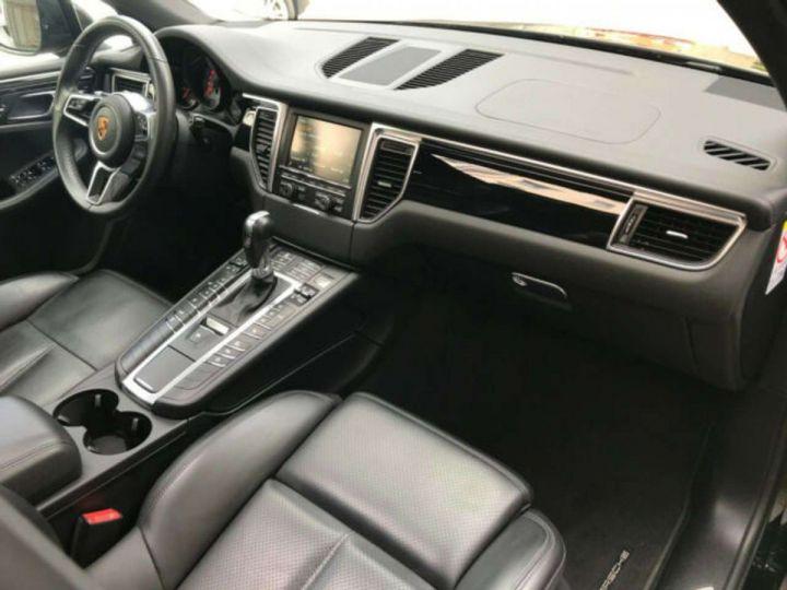 Porsche Macan 3.0 V6 340ch S PDK *Toit pano - cuir - Bi-Xénon* Livré et garantie 12 mois Noir - 6