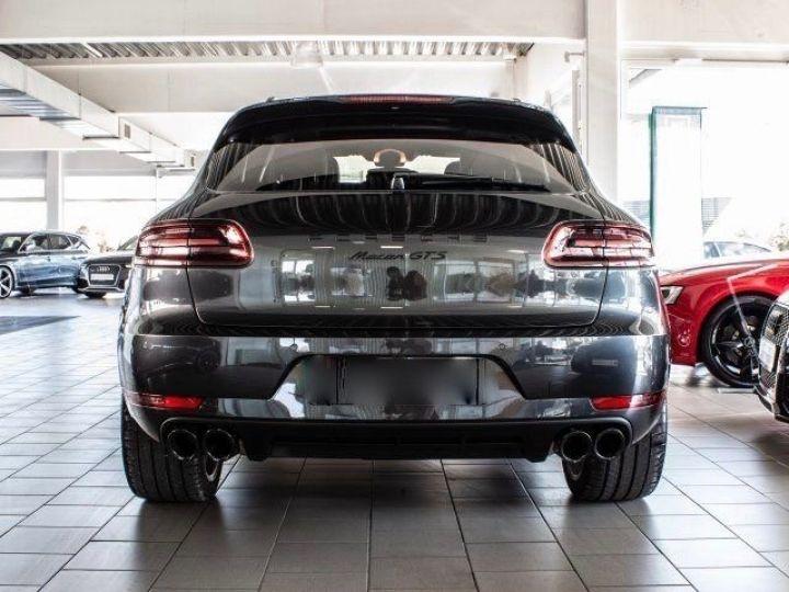 Porsche Macan 3.0 V6 GTS Gris Volcan métallisé - 3
