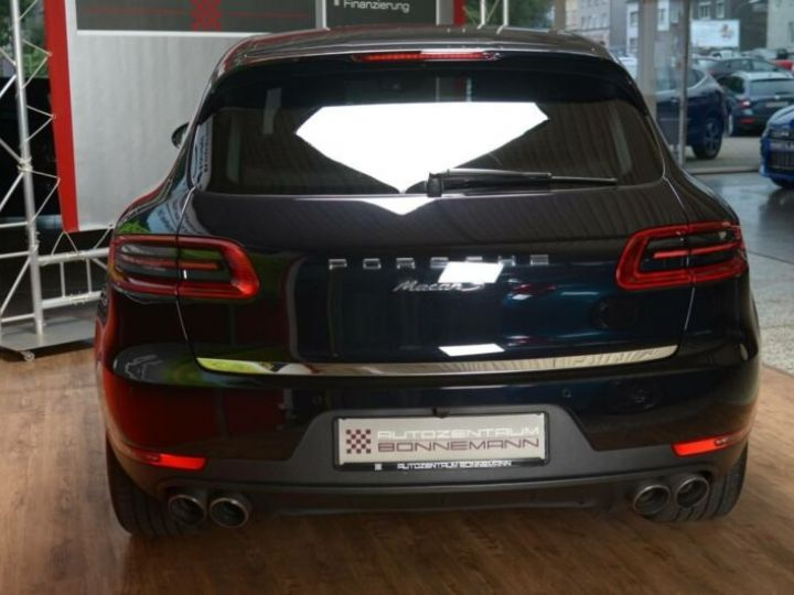 Porsche Macan 3.0 V6 S DIESEL Noir métallisé - 4