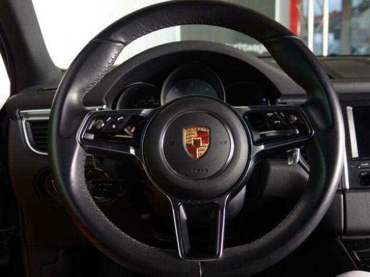 Porsche Macan 3.0 V6 S DIESEL Noir métallisé - 9