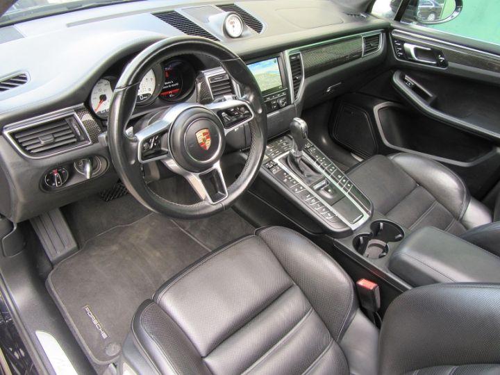 Porsche Macan 3.6 V6 400CH TURBO PDK NOIR Occasion - 2