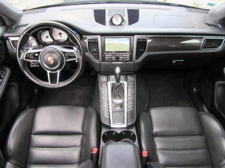 Porsche Macan 3.6 V6 400CH TURBO PDK NOIR Occasion - 8
