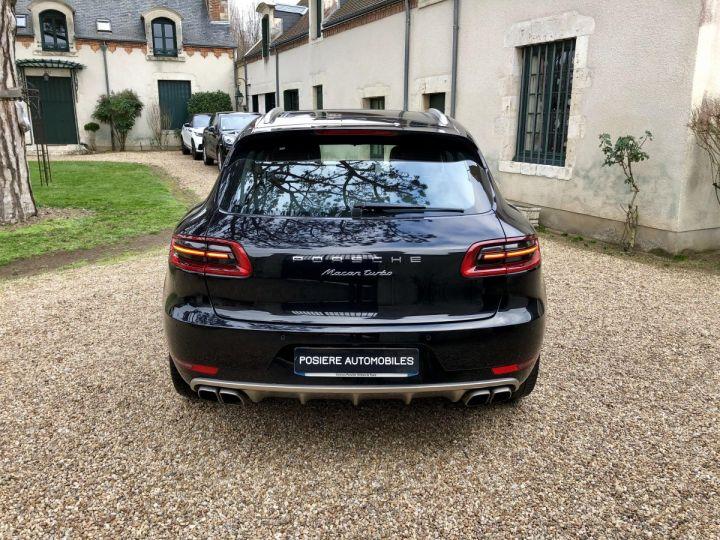 Porsche Macan 3.6 V6 TURBO Noir - 4