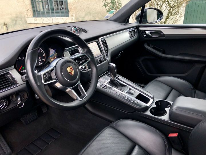 Porsche Macan 3.6 V6 TURBO Noir - 7