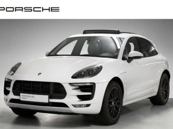 Porsche Macan GTS BLANC  - 1