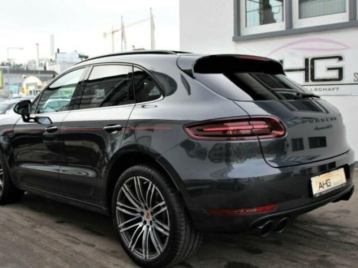 Porsche Macan gts Gris métallisé - 6