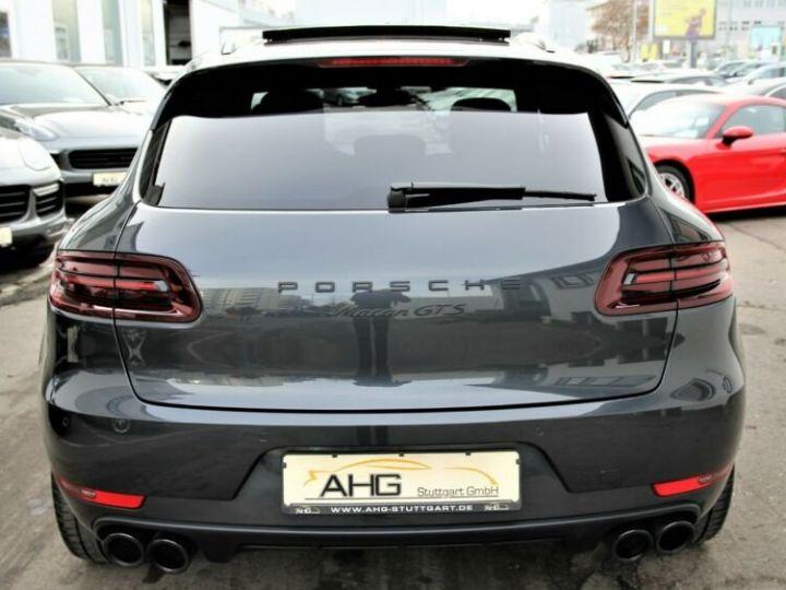Porsche Macan gts Gris métallisé - 8