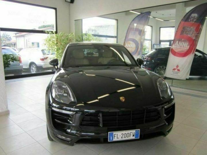 Porsche Macan gts  noir - 1