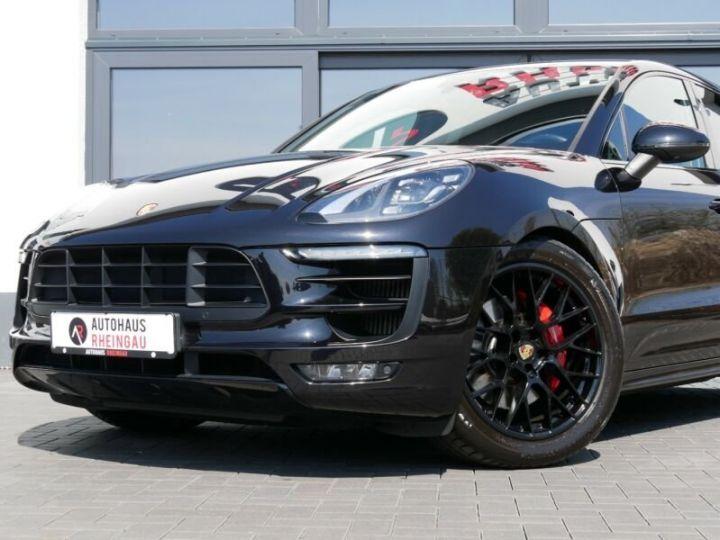 Porsche Macan gts gris  - 9