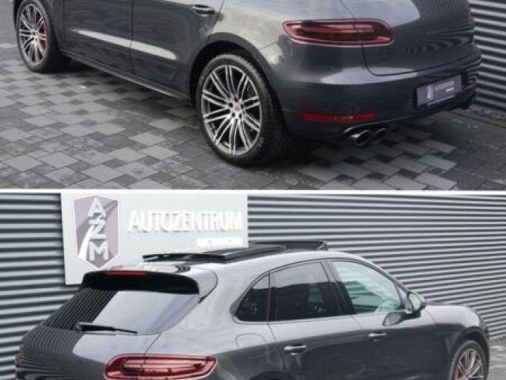Porsche Macan gts gri foncé métallisé  - 7