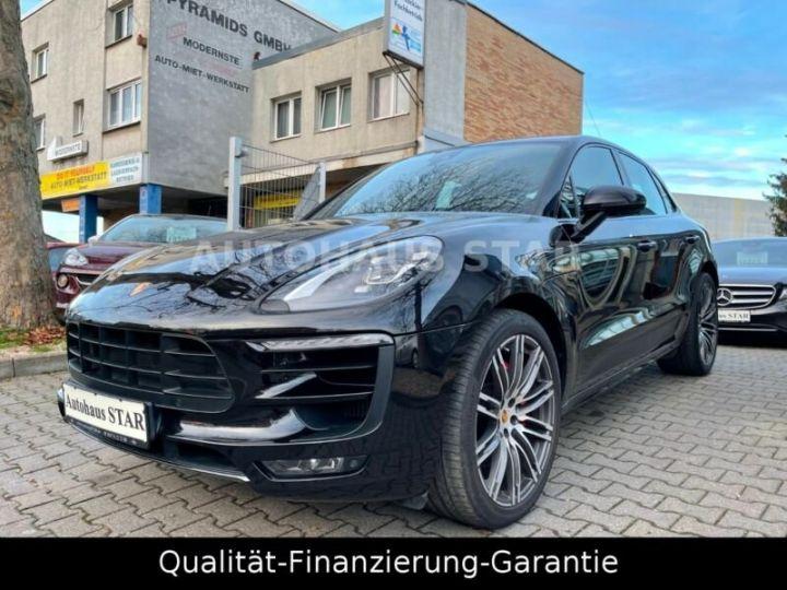 Porsche Macan gts noir - 4