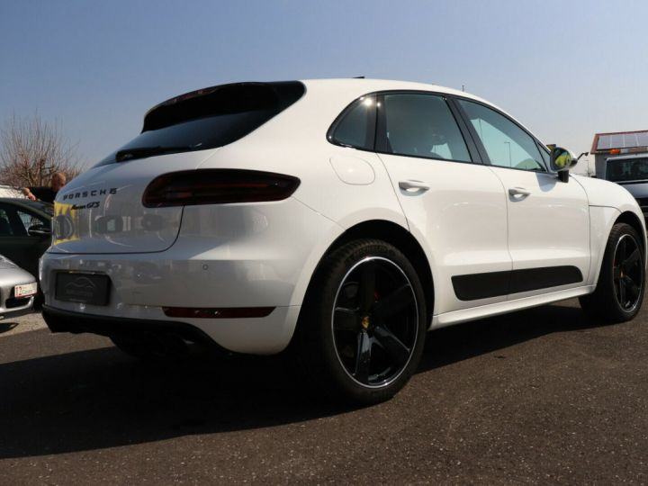 Porsche Macan GTS Blanc - 3