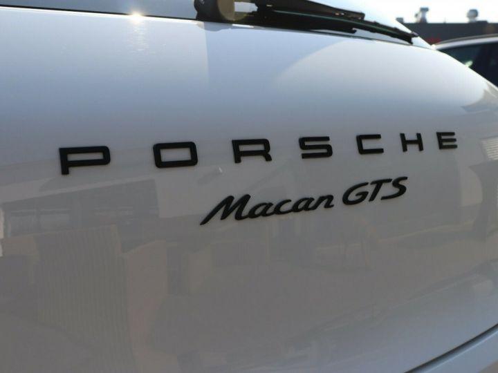 Porsche Macan GTS Blanc - 20