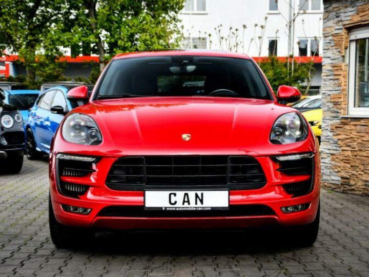 Porsche Macan gts  rouge carmin - 8