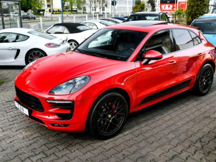 Porsche Macan gts  rouge carmin - 9