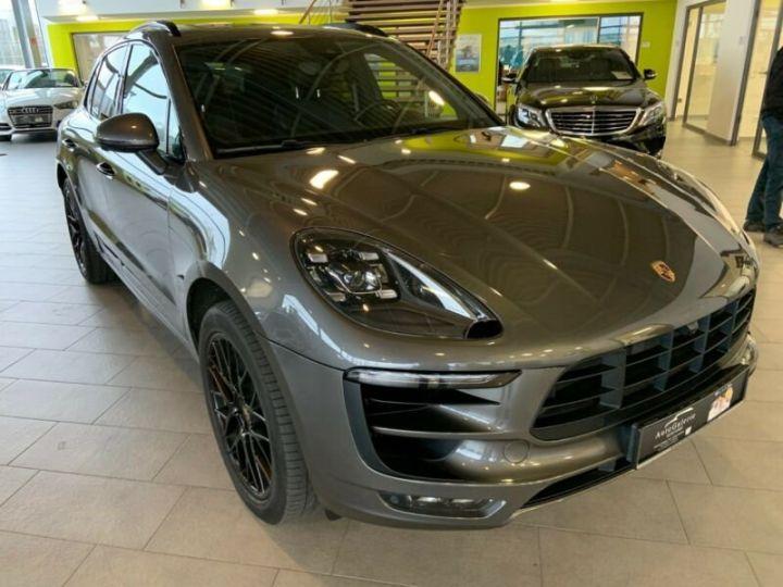 Porsche Macan gts volcano gris  - 8