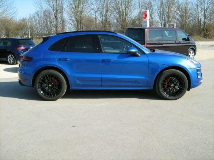Porsche Macan gts  bleu - 5