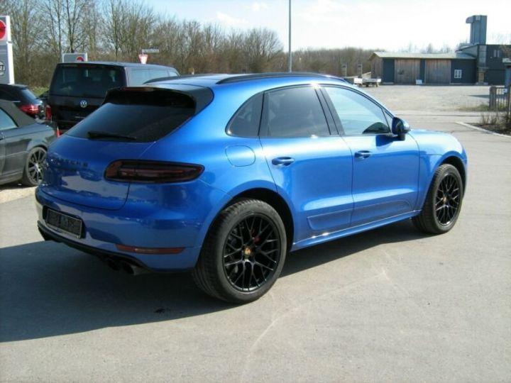 Porsche Macan gts  bleu - 6
