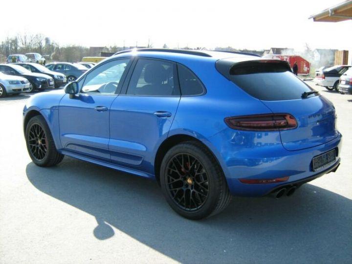 Porsche Macan gts  bleu - 7