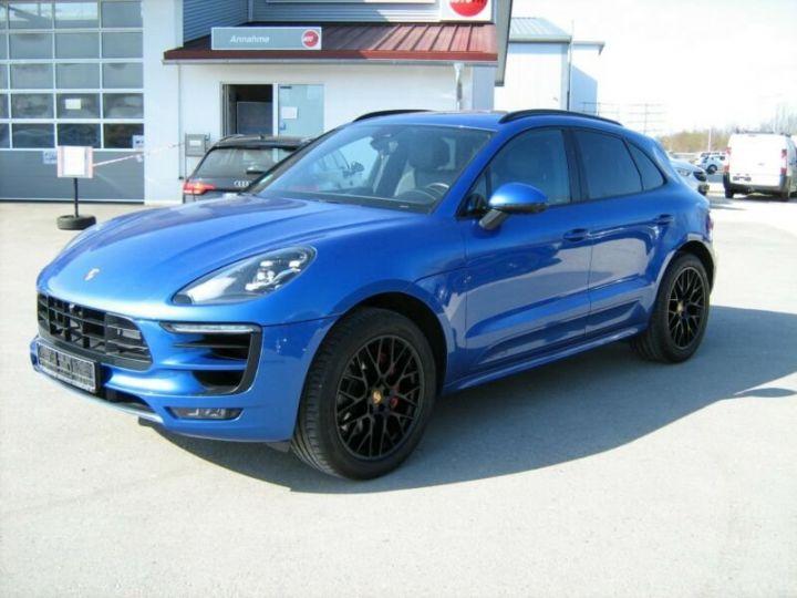 Porsche Macan gts  bleu - 8