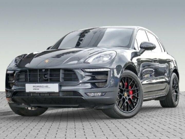 Porsche Macan gts  gris - 1