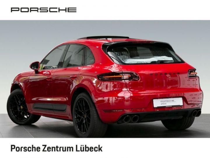 Porsche Macan gts  rouge carmin - 3
