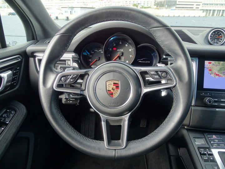 Porsche Macan GTS 3.0 V6 PDK 360 CV - MONACO Noir Metal - 13