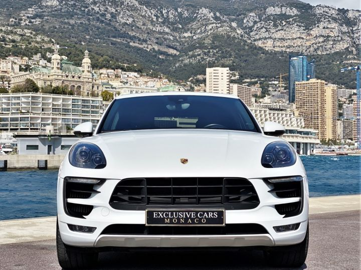 Porsche Macan GTS 3.0 V6 PDK 360 CV - MONACO Blanc - 2