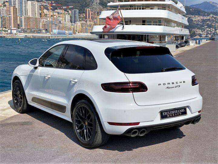 Porsche Macan GTS 3.0 V6 PDK 360 CV - MONACO Blanc - 5